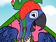 Flying Macaw Dress Up