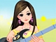 Guitar Girl Dress Up