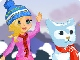 Snow Friends Dress Up