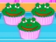 Frog Cup Cakes