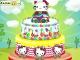 Kitty Cake Decor