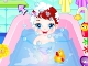 Baby Lulu Bathing