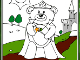 Princess Teddy Bear Online Coloring