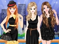 Black Everything Dress Up