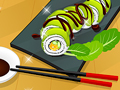 Green Dragon Roll