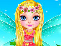 Baby Barbie Fairy Salon
