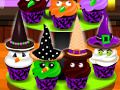 Chocolate Witch Cupcakes