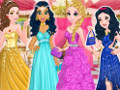 Disney Princess Graduation Ball