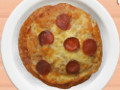 Easy to Cook Bun Pizza