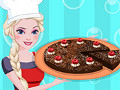 Elsa Flourless Chocolate Cake