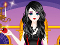 Emo Snow White Dress Up