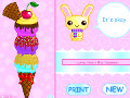Frosty Bunny Ice Cream Parlor