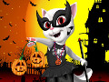 Halloween Talking Angela Dress Up