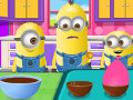 Minions Balloon Chocolate Bowls