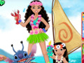 Moana Lilo And Stitch