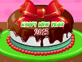 New Year 2015 Cake Preparation