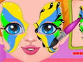 Polly Hobbies Face Painting