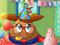 Pou Girl Birthday