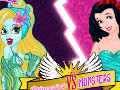 Princesses vs Monsters Top Models