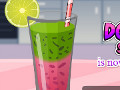 Strawberry Kiwi Double Deck Smoothie